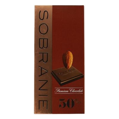 Sobranie 50% Cacao Hazelnut Chocolate 90g
