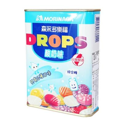 Morinaga Drops Fruit Candy Yogurt 180g