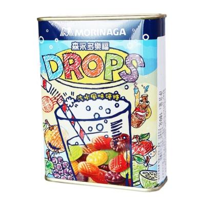 Morinaga Drops Fruit Candy Soda 180g