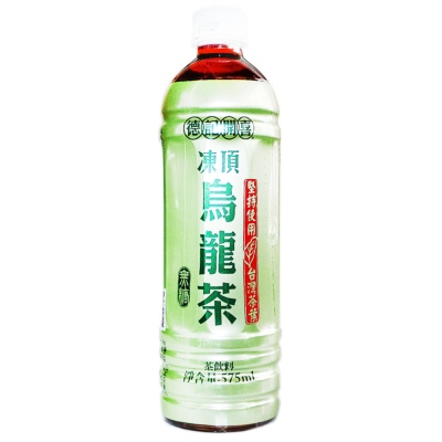 Deji Oolong Tea Drink No Sugar 575ml