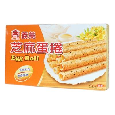 I Mei Sesame Flavor Egg Roll 60g