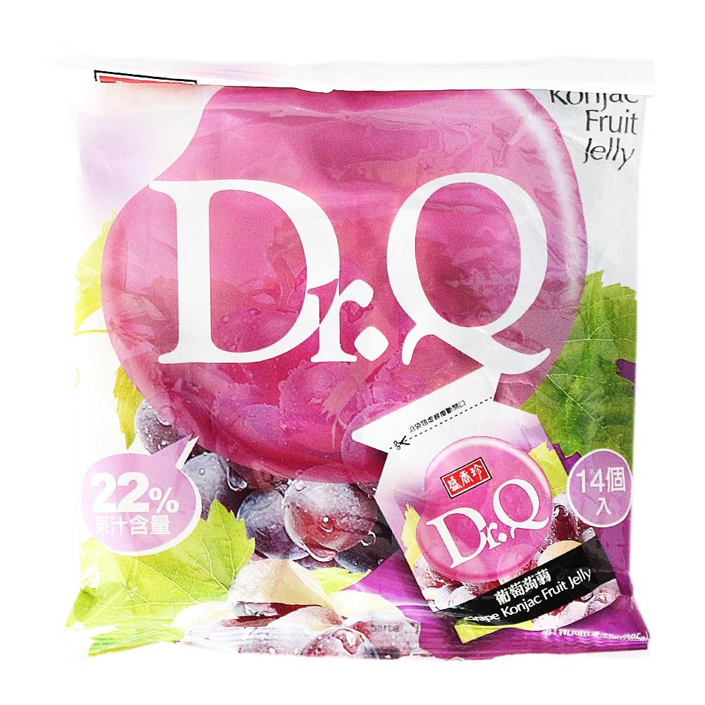 Dr.Q Grape Konjac Jelly 265g