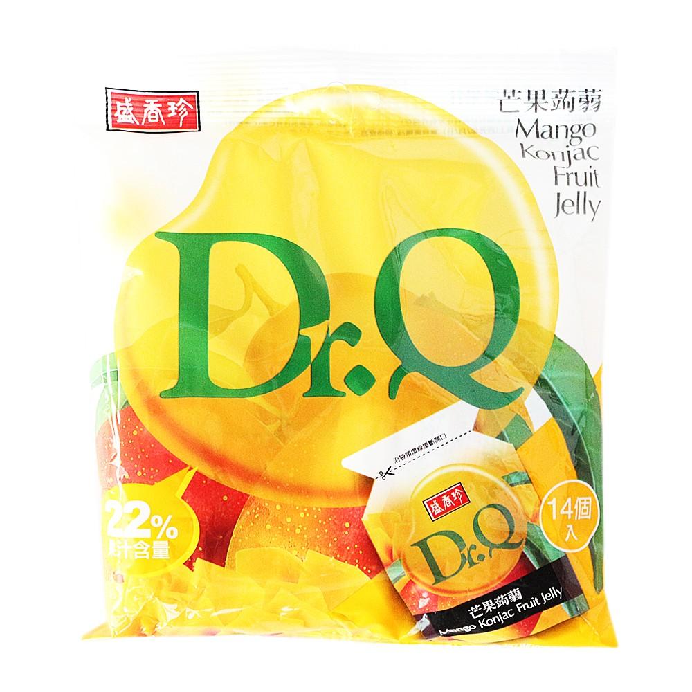 Dr.Q Mango Konjac Fruit Jelly 265g