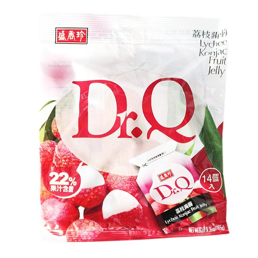 Dr.Q Lychee Konjac Fruit Jelly 265g