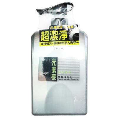 Cellina Carbon Deep Men's Shower Gel(Musk) 800g