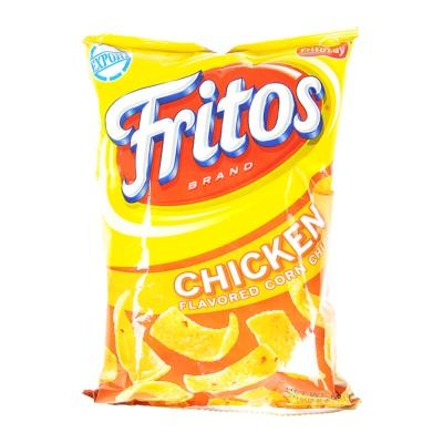 Fritos Corn Chips Chicken Flavor 65g
