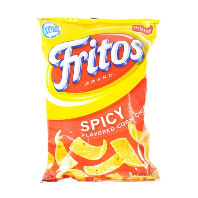 Fritos Corn Chips Spicy 65g