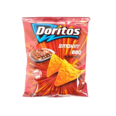 Doritos Smokin'BBQ Tortilla Chips 65g