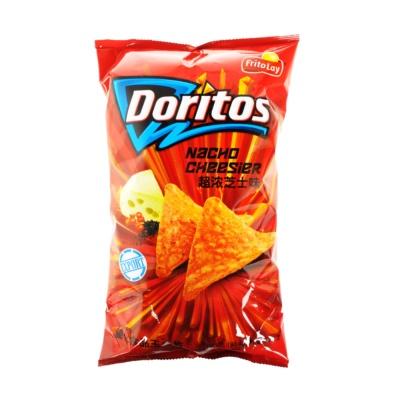 Doritos Nacho Cheesier Tortilla Chips 198.4g