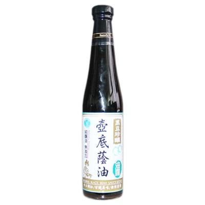 Sauceco Natural Black Bean Sauce(Light) 420ml