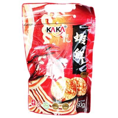 咔咔龙虾饼香辣味 90g