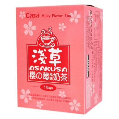 Casa Milky Flavor Tea(Asakusa) 125g