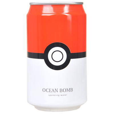 Ocean Bomb原味碳酸饮料(宝贝球版) 330ml