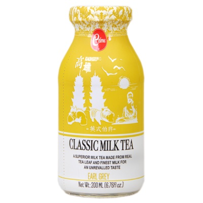 Etime Earl Grey Classic Milk Tea Drink 200ml
