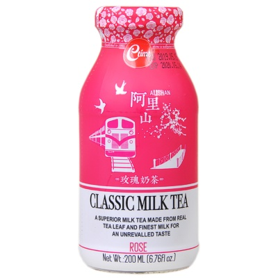 Etime Rose Classic Milk Tea Drink 200ml