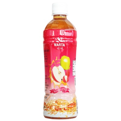 Varta Litchi Apple Tea Flavor Drink 500ml