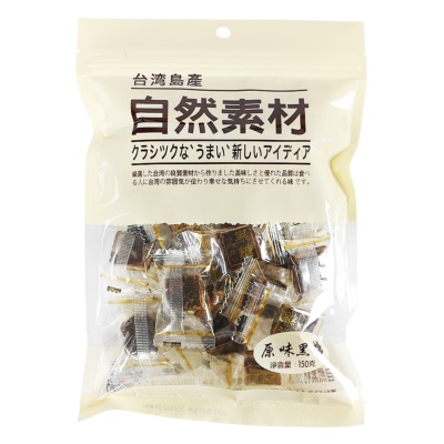 Natural Materials Original Black Sugar 150g