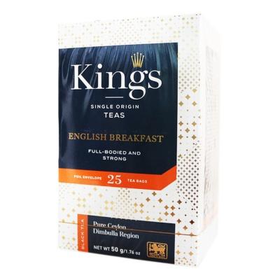 King's English Breakfast Teas 50g