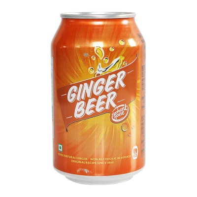 Ginger Beer Carbonated Drink 330ml