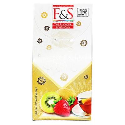 Fineness & Selection Strawberry & Kiwi Tea 30g