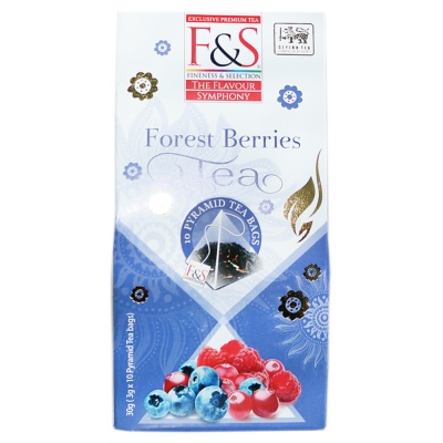 Fineness & Selection Forest Berries Tea 30g