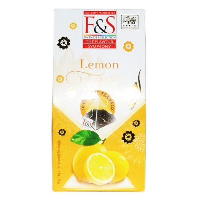 Fineness & Selection Lemon Tea 30g