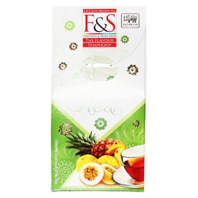 Fineness & Selection Pineapple & Passion Fruit Tea 30g