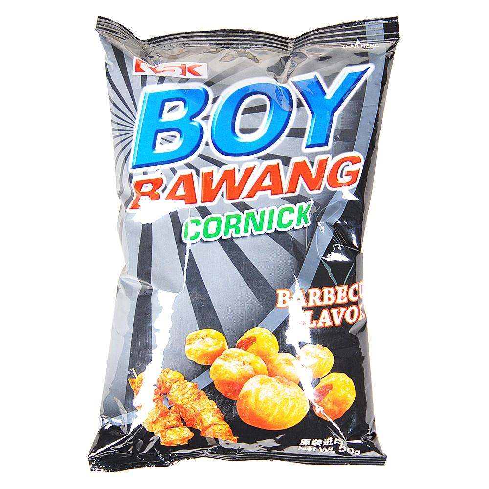 Ksk Boy Bawang Cornick(Barbecue Flavor) 50g