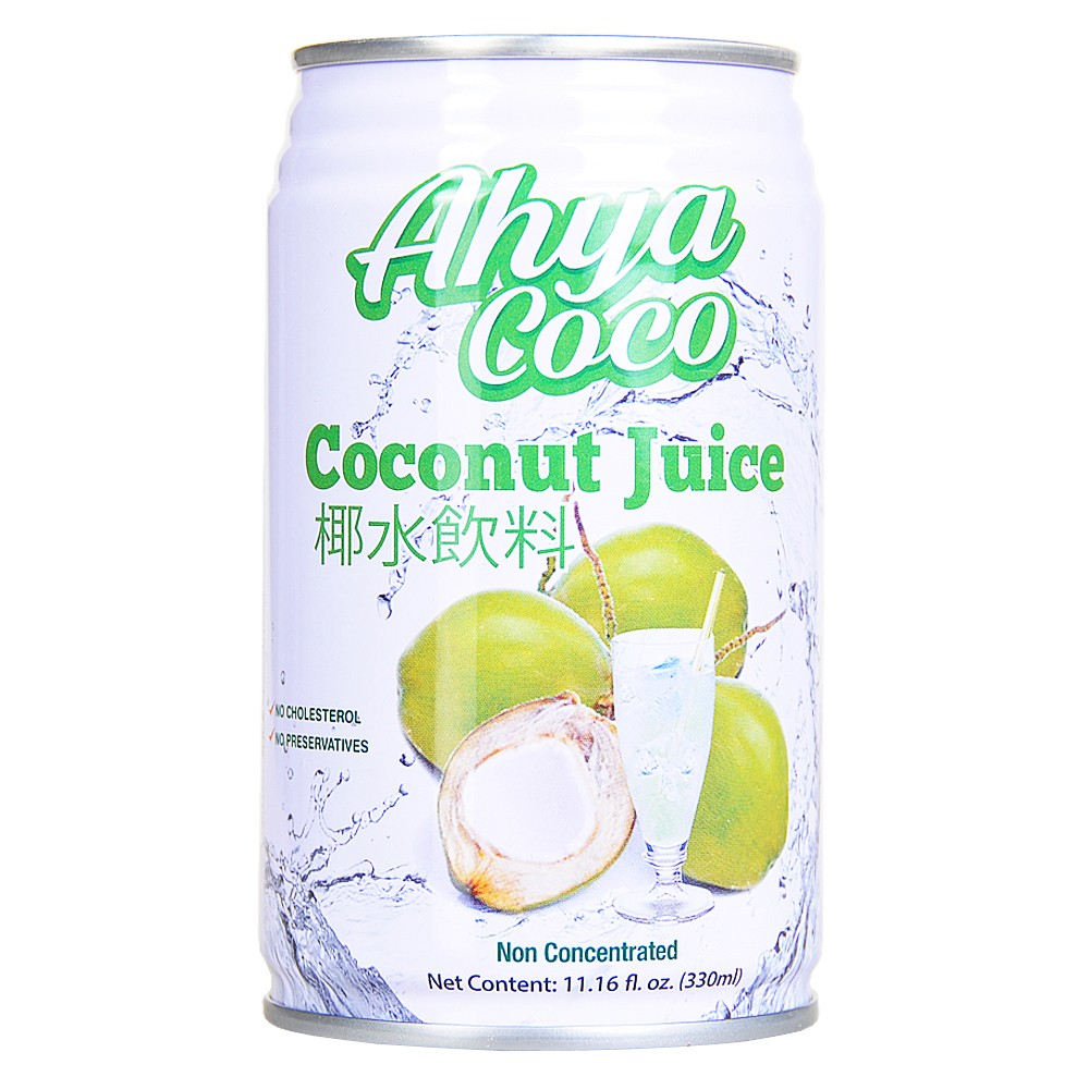 Ahya Coconut Juice 330ml