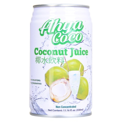 Ahya Coconut Juice 330ml