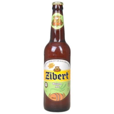 Zibert Weiss Ale Beer 500ml