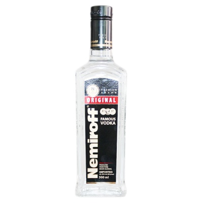 Nemiroff Original Vodka 500ml