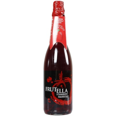Frut Ella Strawberry Sweet Red Sparkling Wine 750ml