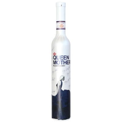 Queen Mother Blackberry Wine Drink 500ml