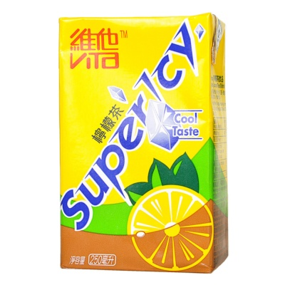 Vita Superlcy Lemon Tea Drink 250ml