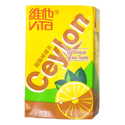 Vita Ceylon Lemon Tea Drink 250ml