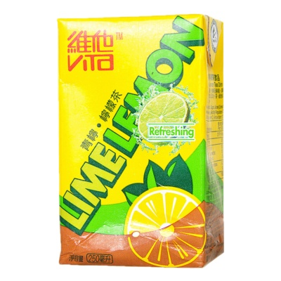 Vita Time Lemon Tea Drink 250ml