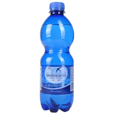 San Benedetto Gas-Bearing Natural Mineral Water 500ml