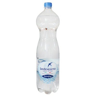 San Benedetto Gas-Bearing Natural Mineral Water 1.5L