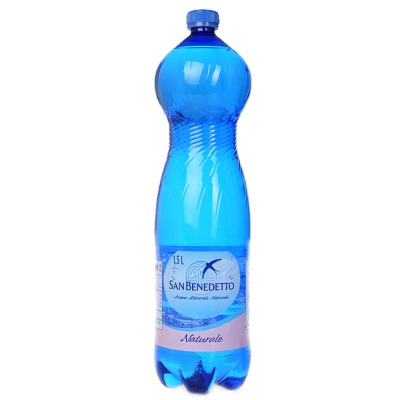 San Benedetto Natural Mineral Water 1.5L