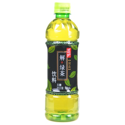 Tao Ti Supreme Meta Green Tea Drink 500ml