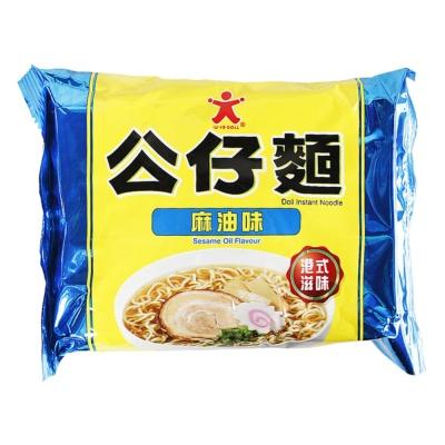 Doll Sesame Oil Flavor Doll Instant Noodle 100g