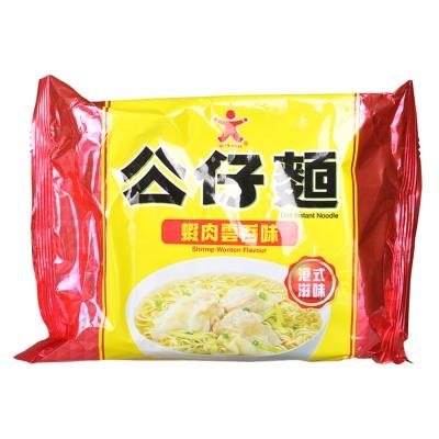 Doll Shrimp Wonton Flavor Doll Instant Noodle 100g
