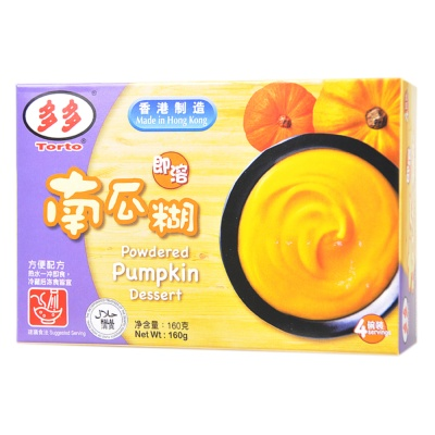 Torto Powdered Pumpkin Dessert 160g