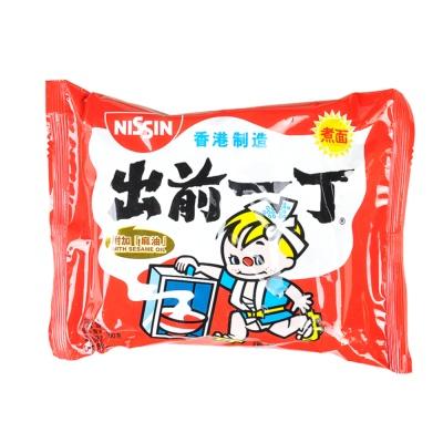Nissin Instant Noodles wih Sesame Oil 100g