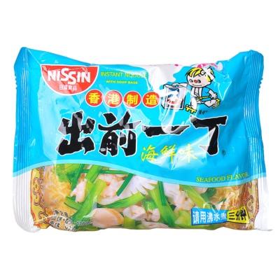 Nissin Instant Noodle Seafood Flavour 100g