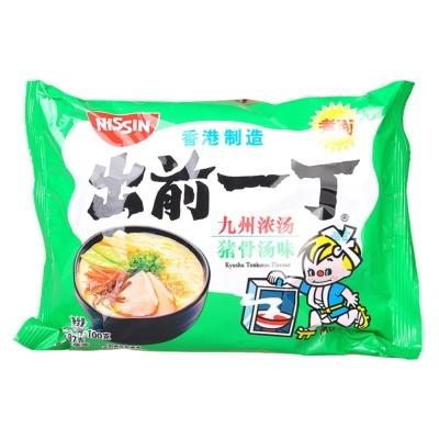 NIssin Kyushu Tonkotsu Flavor Instant Noodles 100g