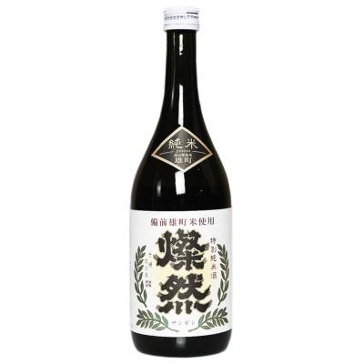 灿然特别纯米清酒 720ml