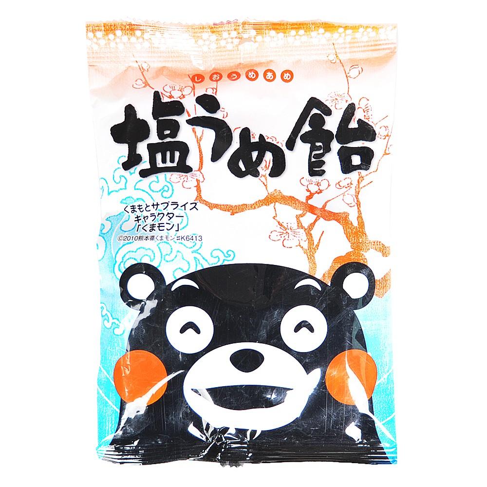 Okura Kumamoto Plum Salt Candy 90g