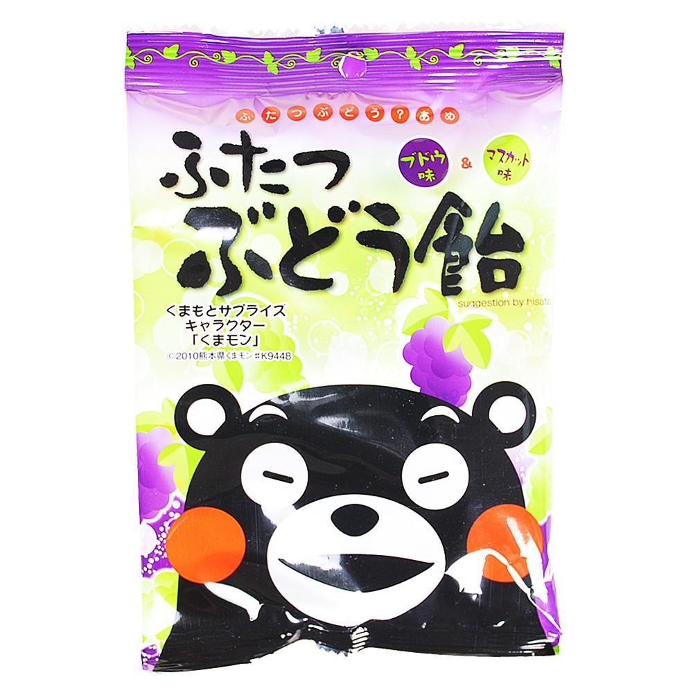 Okura Kumamoto Grape Candy 90g